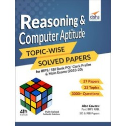 Reasoning and Computer Aptitude Topic-wise Solved Papers
