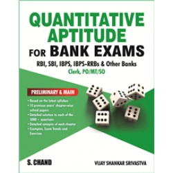 Quantitative Aptitude for Bank Exams (Preliminary and Main)