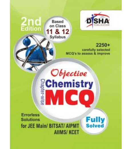 Objective Chemistry - Chapter-wise MCQ