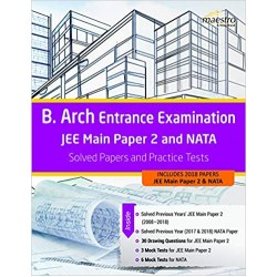 B. Arch Entrance Examination JEE Main Paper 2 and NATA: