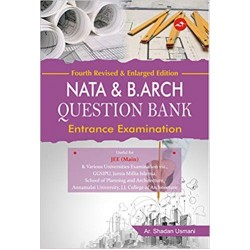 NATA and B.Arch Question Bank: Entrance Examination