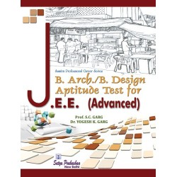 JEE Advanced [For B.Arch./B.Design Aptitude Test]