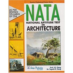 NATA National Aptitude Test In Architecture Book