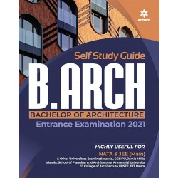Self Study Guide for B.Arch 2021 Entrance Examination