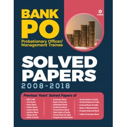 BANK PO Probationary Officer/ Management Trainees Solved
