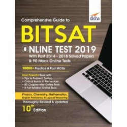 Guide to BITSAT Online Test 2019 with Past 2014-18 Solved