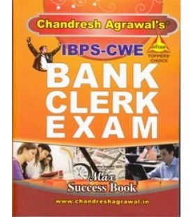 Chandresh Agrawal's IBPS-CWE Bank Clerk Exam