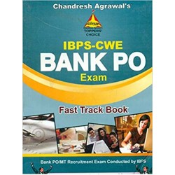 Chandresh Agrawal's IBPS-CWE Bank PO (Conducted by IBPS)