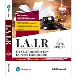 Legal Awareness and Legal Reasoning: For CLAT and Other Law