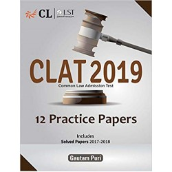 CLAT 12 Practice Papers