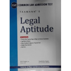 Legal Aptitude: Common Law Admission Test (CLAT)