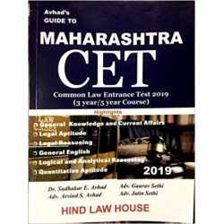 Guide to Maharashtra CET (Common Law Entrance Test 2019)