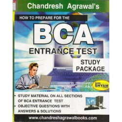 BCA Entrance Test (Study Package)