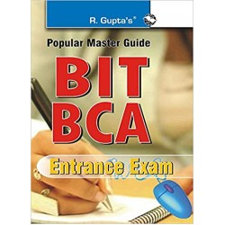 RPH BIT/BCA Entrance Exam Guide (R-148) - 2018