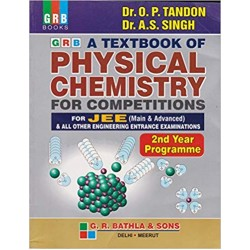 A Textbook of Physics Chemistry