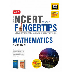 Objective NCERT at Your Fingertips - Mathematics