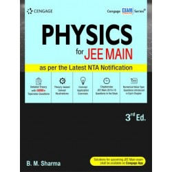 Cengage Physics for JEE Main by G. Tewani 2020-21