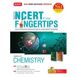 Objective NCERT at your FINGERTIPS Chemistry  for