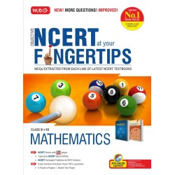 Objective NCERT at your FINGERTIPS Mathematics for