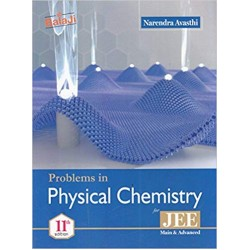 Problems in Physical Chemistry for JEE
