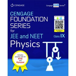 Cengage Foundation Series for JEE Physics