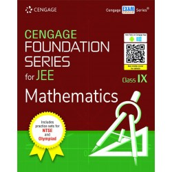 Cengage Foundation Series for JEE Mathematics