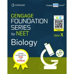 Cengage Foundation Series for JEE Biology