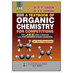 Textbook of Organic Chemistry for Competitions for JEE