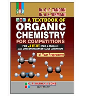 Textbook of Organic Chemistry for Competitions for JEE (Main and Advanced)