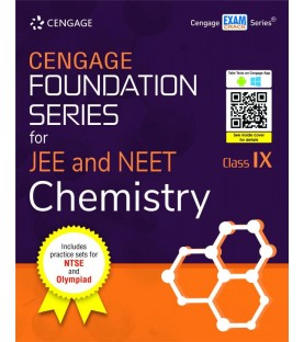 Cengage Foundation Series for JEE Chemistry