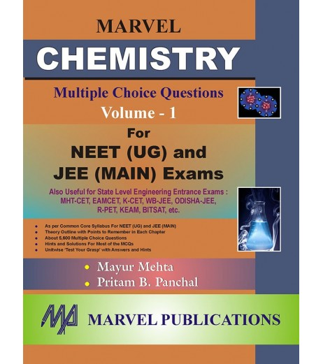 Marvel Chemistry Multiple Choice Questions - Vol. 1