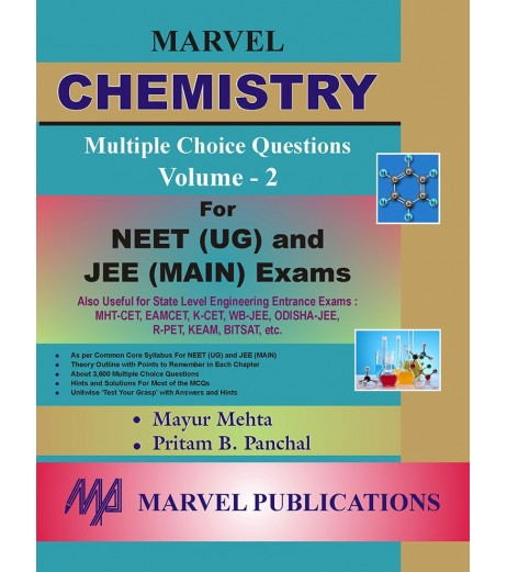 Marvel Chemistry Multiple Choice Questions
