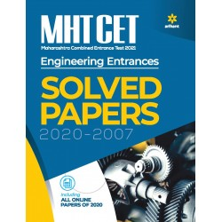 MHT-CET Engineering Entrance Solved Papers 2007-2020