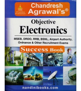 Chandresh Agrawal's Objective Electronics for All competitive Books