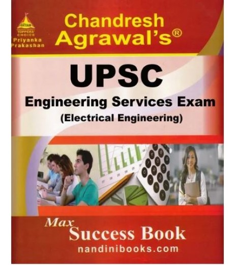 Chandresh Agrawal's  UPSC Engineering Services Exam Electrical Engineering