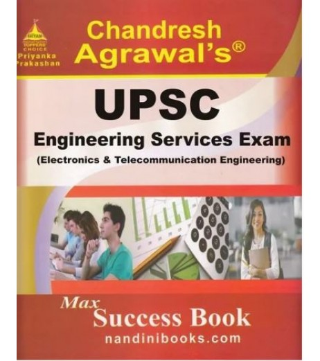 Chandresh Agrawal's  UPSC Engineering Services Exam Electronics and Telecommunication Engineering