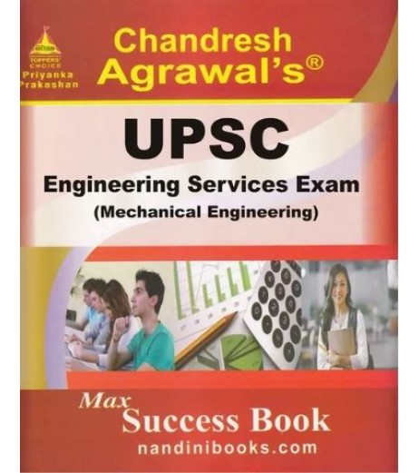Chandresh Agrawal's UPSC Engineering Services Exam Mechanical Engineering