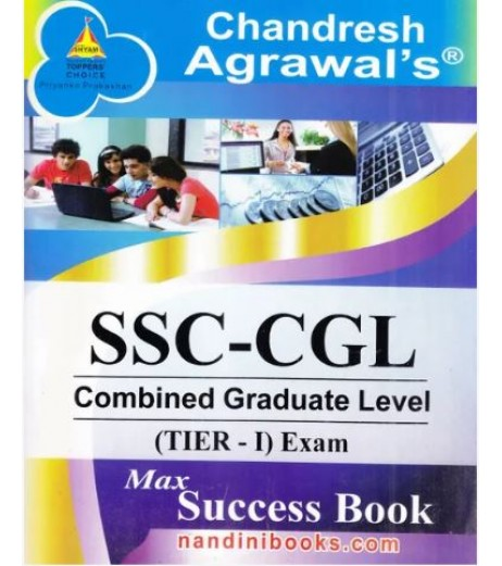 Chandresh Agrawal's SSC-CGL
