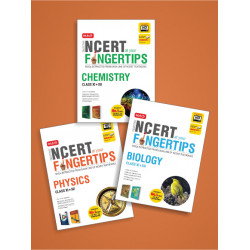 Objective NCERT at your Fingertips(NEET) - Phy, Chem, Bio