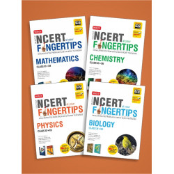 Objective NCERT at Your Fingertips-Bio, Maths, Chem, Phy.