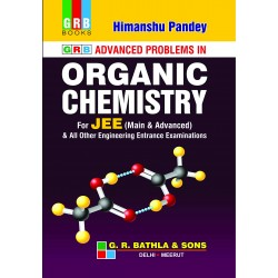Advance Problems in Organic Chemistry for JEE by Himanshu Pandey 2020-21 edition