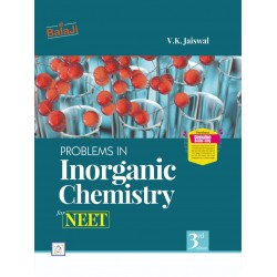 Problems in Inorganic Chemistry for NEET AIIMS by V K