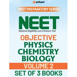 NEET Objective of PCB Vol. 2 set of 3