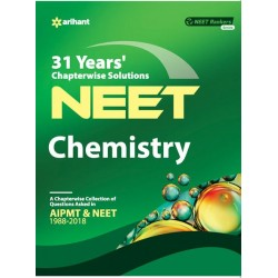 Chapterwise Solutions CBSE AIPMT & NEET -Chemistry