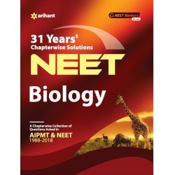 Chapterwise Solutions CBSE AIPMT & NEET -Biology