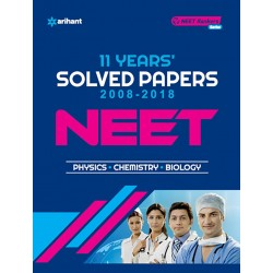 Solved Papers CBSE AIPMT & NEET