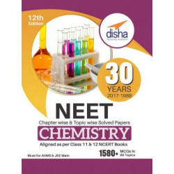 30 Yr.NEET Chapterwise Solved Papers Chemistry