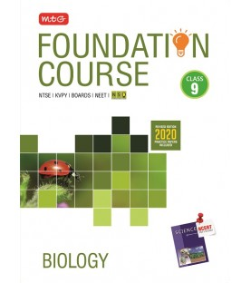 MTG Foundation Course Biology Class 9 for NEET/Olympiad/JEE 2020-21 2020-21