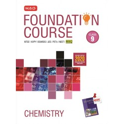 MTG Foundation Course Chemistry Class 9 for