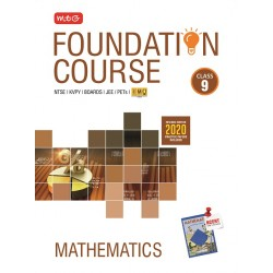 MTG Foundation Course Mathematics  Class 9 for